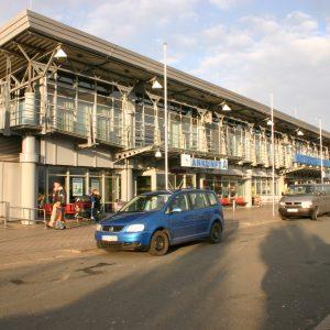 Soll nach der Planung bald Konkurrenz aus Kassel bekommen: Der Flughafen in Ahden