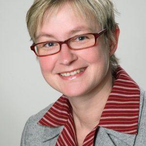 Vorsitzende des Ausschusses für Schule und Gesellschaft im Rat der Stadt Büren