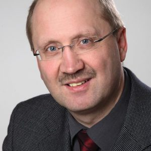 Vorsitzender des Ortsvereins Steinhausen, Mitglied der SPD Ratsfraktion