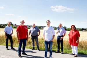 Die Partei mit den meisten Stimmen stellt den Ortsvorsteher – darum SPD!